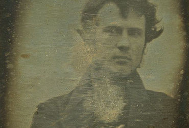 The first ever selfie in 1839